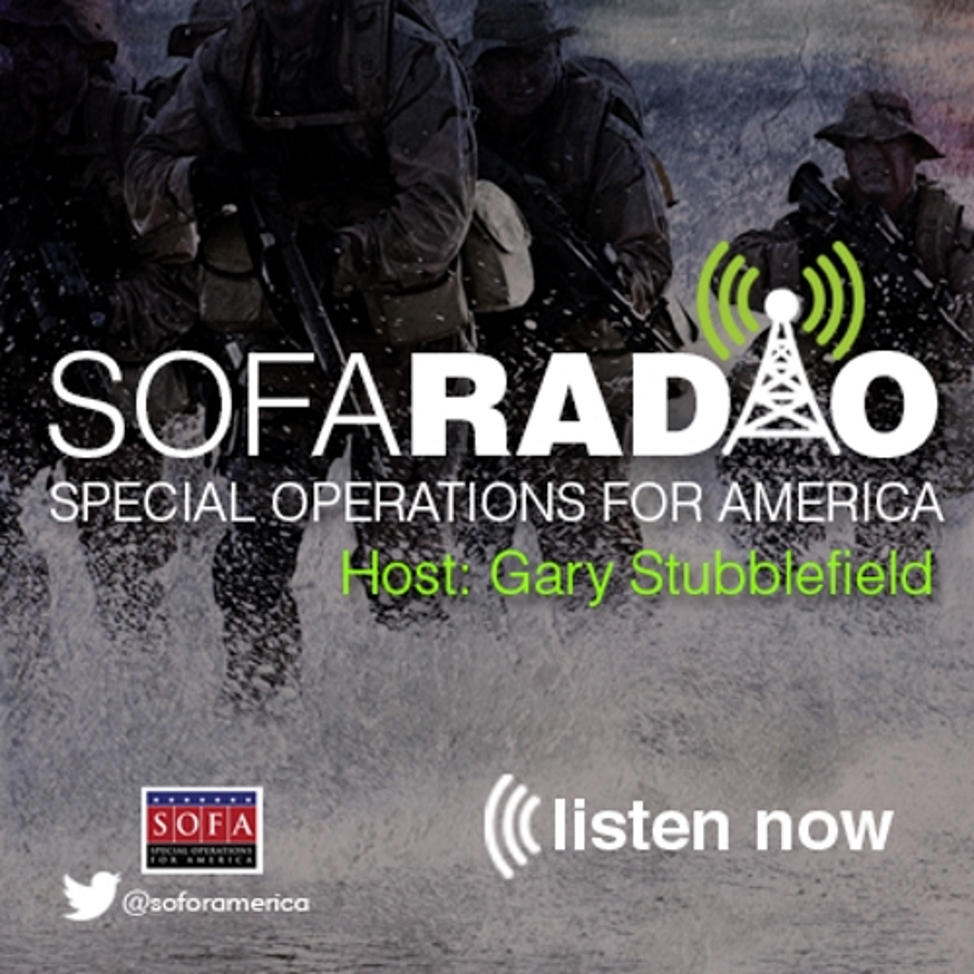 SOFA Speaks  Special Operations For America